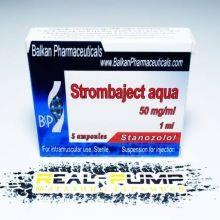 Strombaject-Aqua (Balkan)