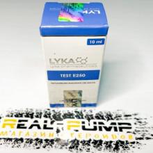 Test E250 (Lyka)