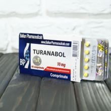 Туринабол + Пропионат